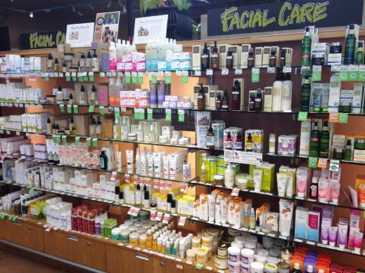 Grocery Store skin care